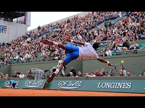 Jugadores de Tenis más famosos de la historia y jugadas increíbles