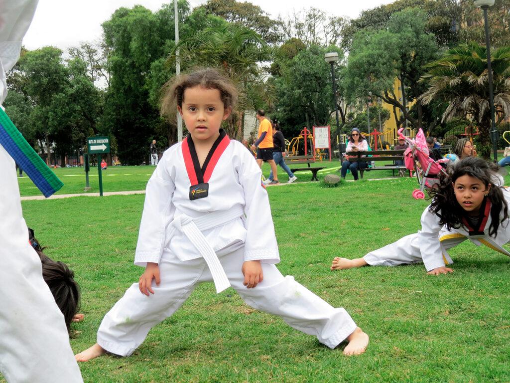Clases de taekwondo